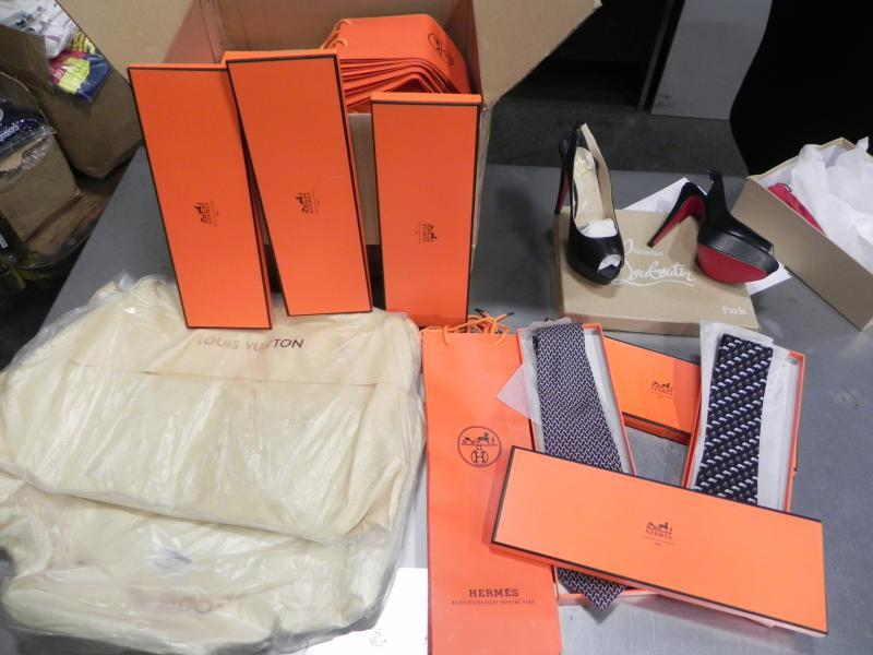 CBP Seize Counterfeit Brand Names During Operation 'Bad Gifts'
