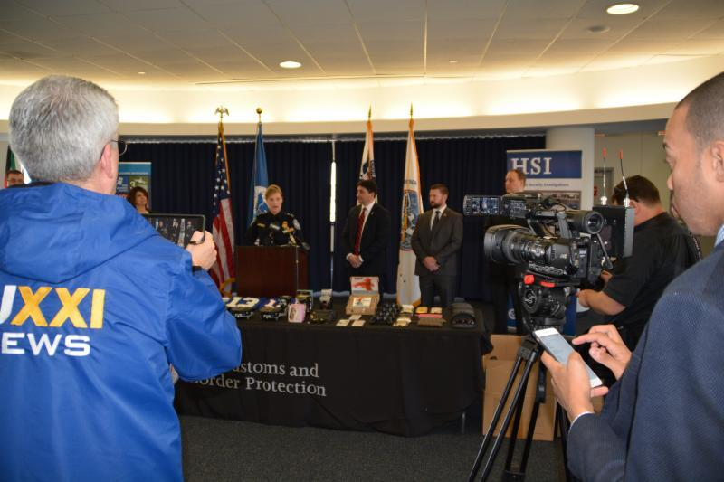 Rochester CBP Seizes More Than $1 Million in Counterfeit Merchandise