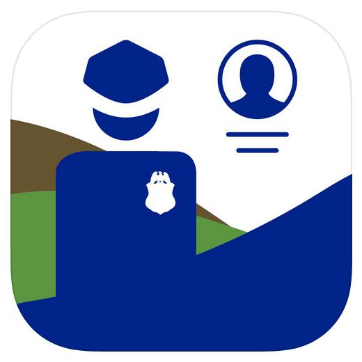 Logo of CBP's ROAM app used to support story on federal vessel reporting requirements.