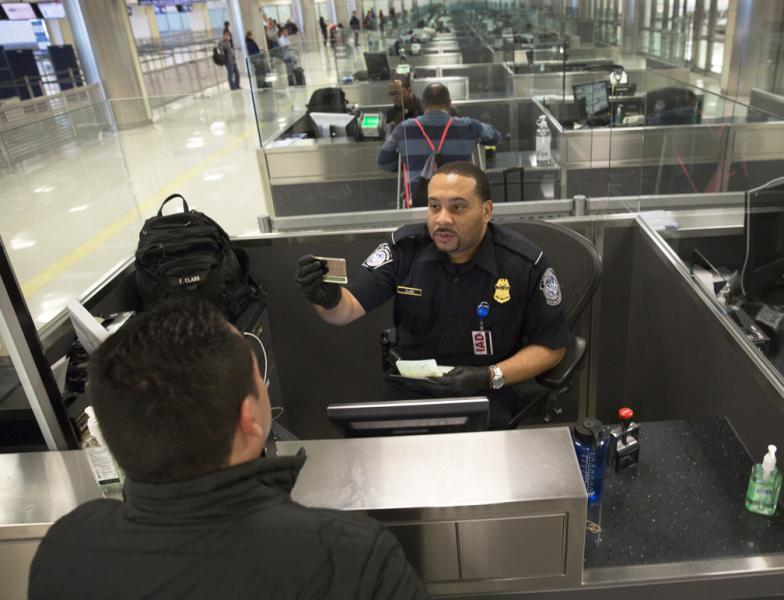 CBP Officer – US Customs and Border Protection Officer Career