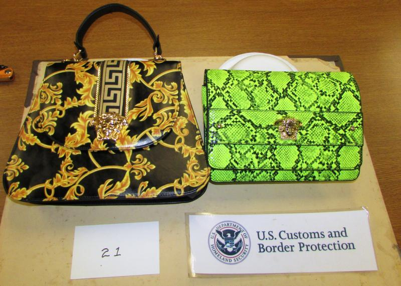CBP officers seized counterfeit consumer goods, that if genuine, would have had an MSRP of $317,080, on February 24, 2020. The parcel arrived express international delivery to Philadelphia International Airport.