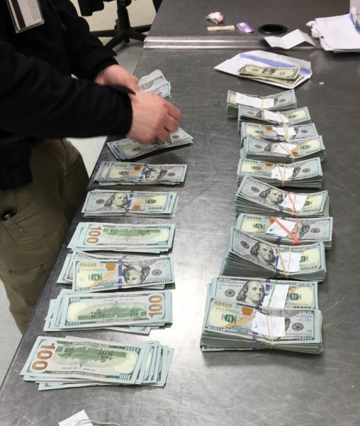 Philadelphia CBP officers seized more than $152k in unreported currency during two recent outbound inspections at PHL.