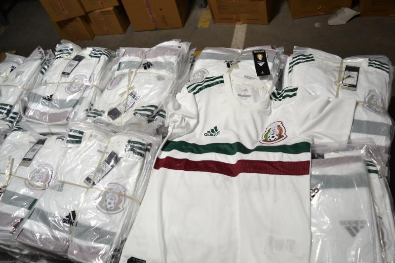 Mexican national soccer team jerseys
