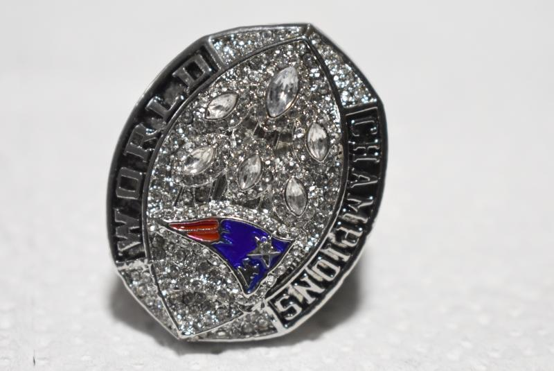 Philadelphia CBP officers seized 11 counterfeit sports championship rings November 7, 2019..