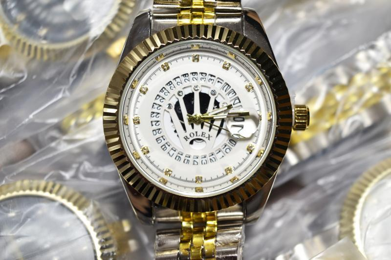 CBP offices noted the watches poor quality construction.