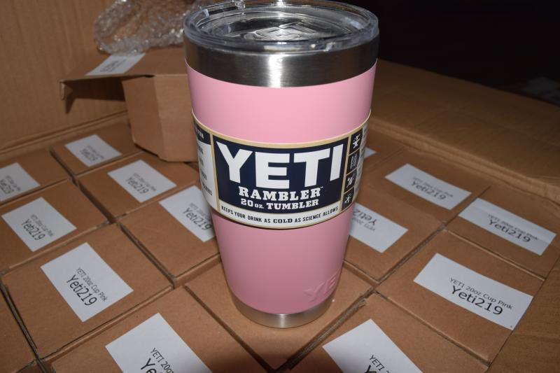 Counterfeit Yeti drink coolers