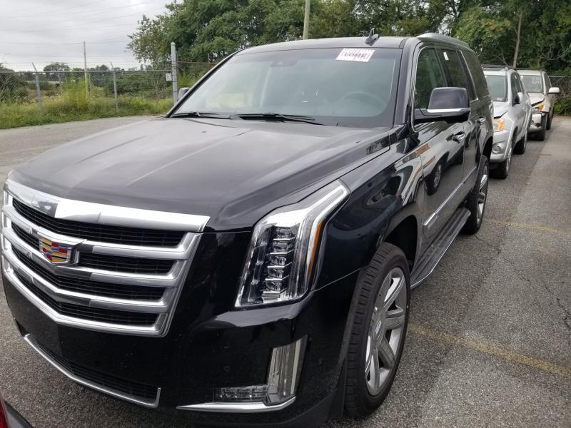 This 2018 Cadillac Escalade is one of 16 stolen vehicles with an estimated value of half a million dollars that CBP officers seized in Wilmington, Delaware during fiscal year 2019.