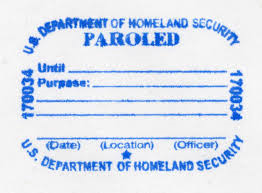 An ADIT stamp is provisional to evidence legal permanent residency.