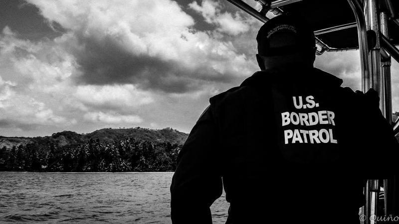 Ramey Sector Border Patrol agents work with PRPD consistently to protect Puerto Rico