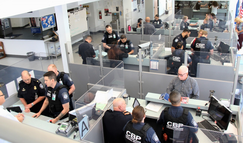 The Field Operations Academy: What to Expect | U S  Customs