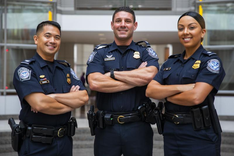 CBP Officers.