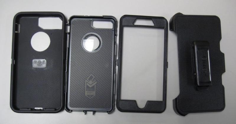 Counterfeit phone cases