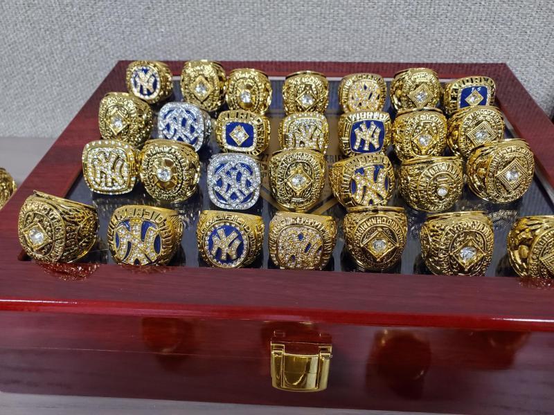 Champ Rings