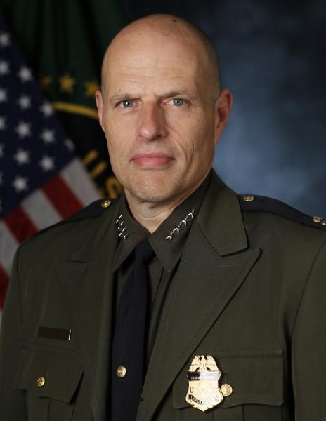 Official Photo of U.S. Border Patrol Chief  Ronald Vitiello