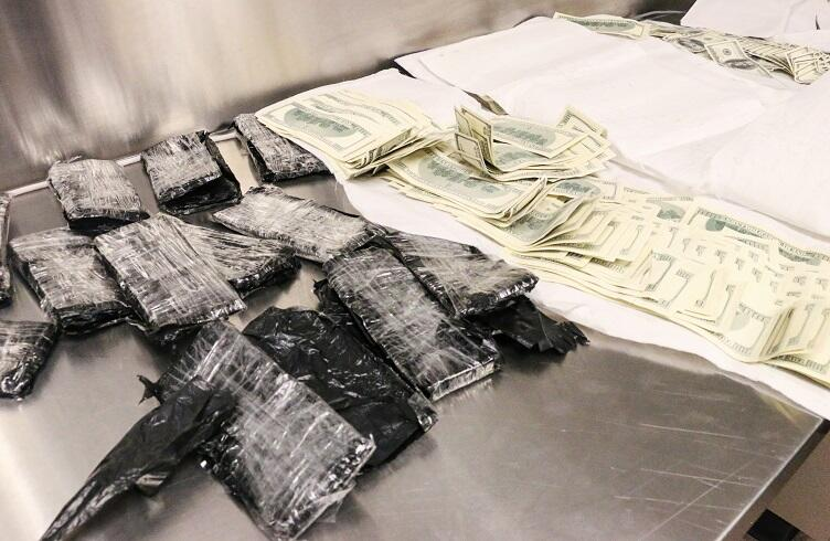 CBP officers Atl intercepts over $500k in counterfeit currency