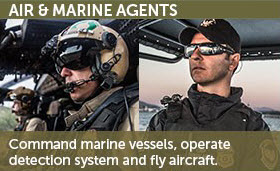 Air and Marine Agents