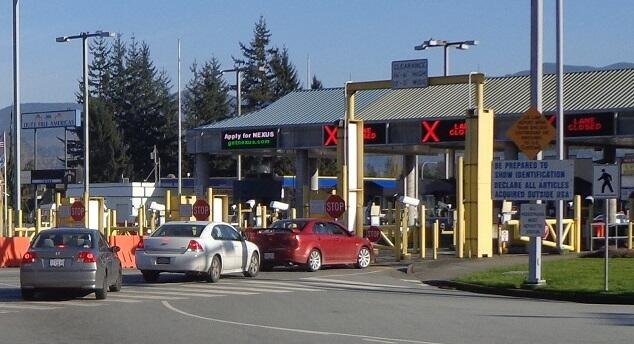 The Sumas, Washington, Port of Entry