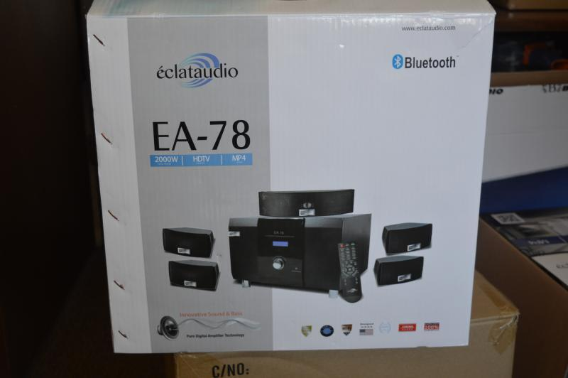 Seized home theater systems