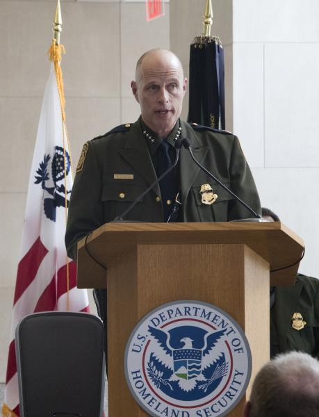 Border Patrol Chief