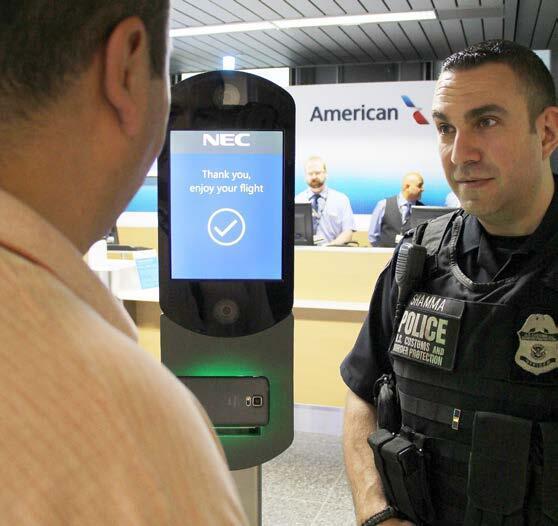 CBP Biometric Testing   U S  Customs and Border Protection