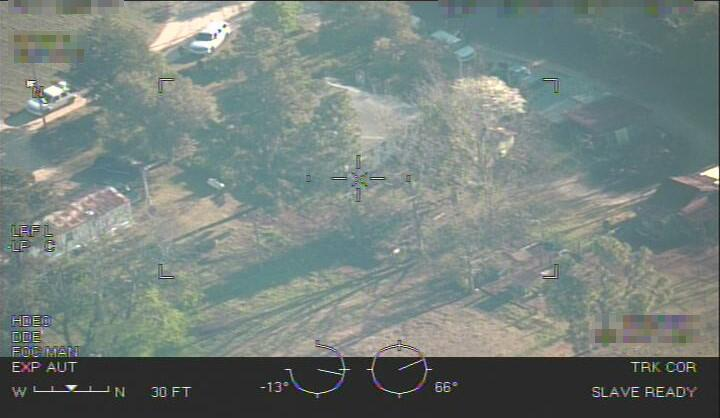 AMO A-Star aerial surveillance
