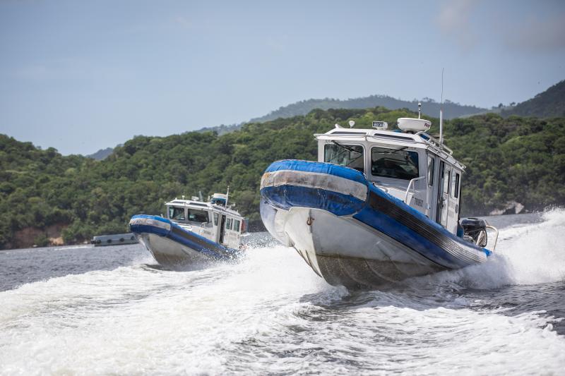 TTCE vessels in training