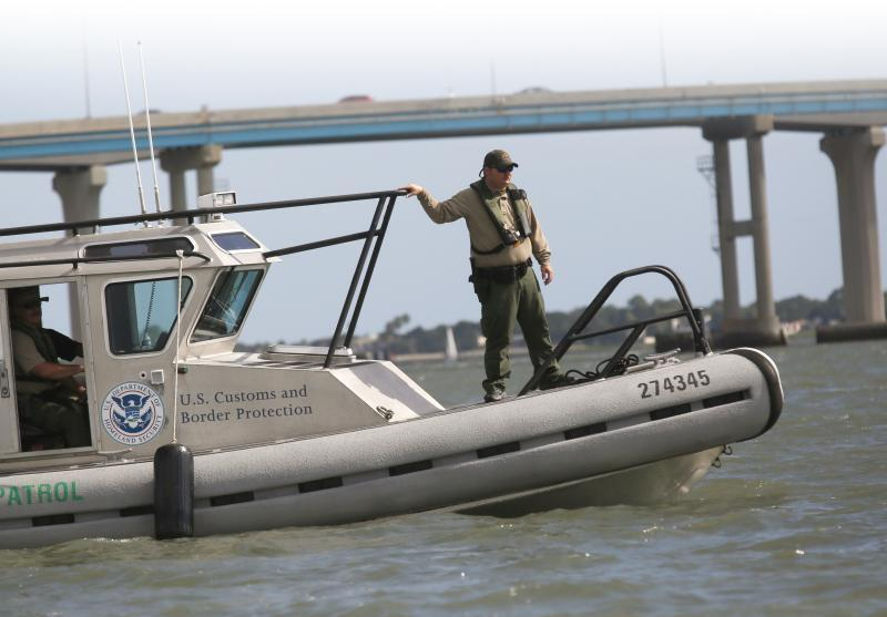 Marine Life | U S  Customs and Border Protection