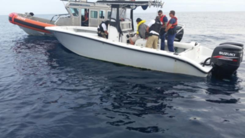 Key West Marine Unit recovers a stolen vessel.
