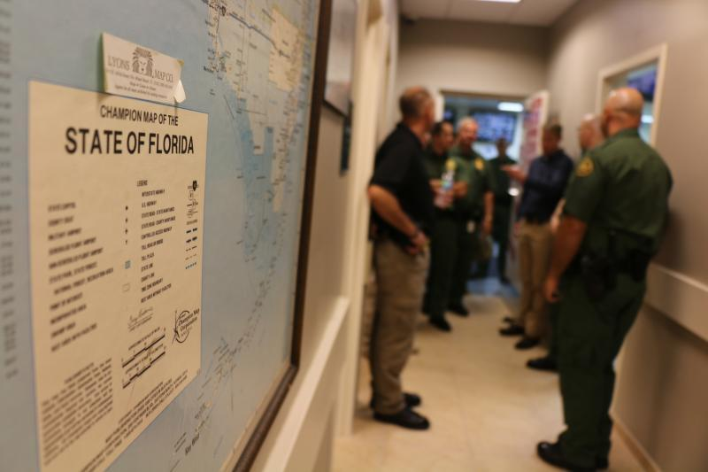U.S. Border Patrol in Florida continues to enforce immigration laws.