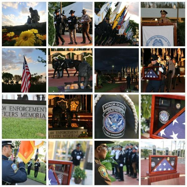 35th annual Miami-Dade Law Enforcement Officers Memorial Ceremony