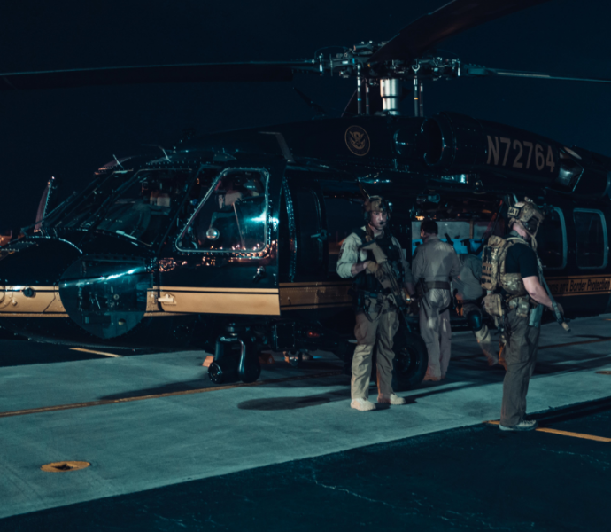CBP's Air and Marine Operations mission is to serve and protect the American people.