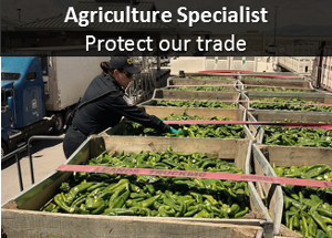 Agricultural Specialist