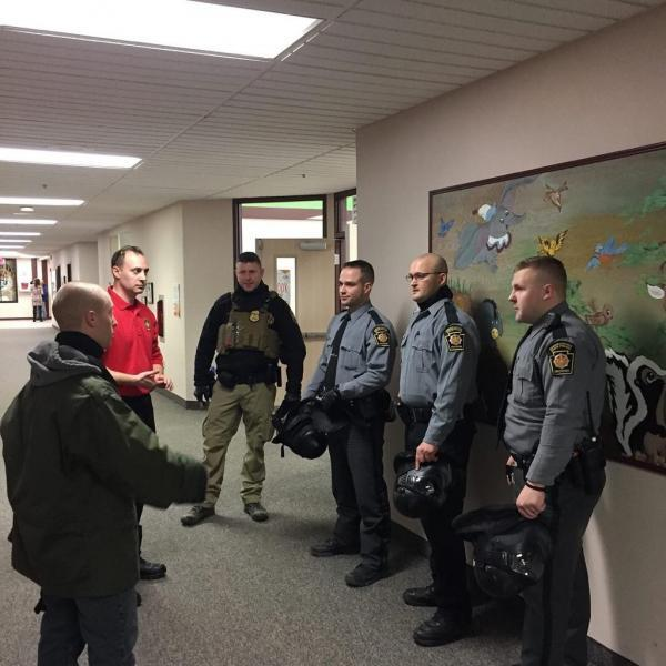 School Shooting Statistics 2018: CBP's Erie Marine Unit Joins Area Law Enforcement For