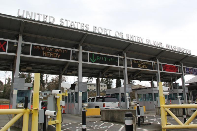 Pacific Highway Port of Entry