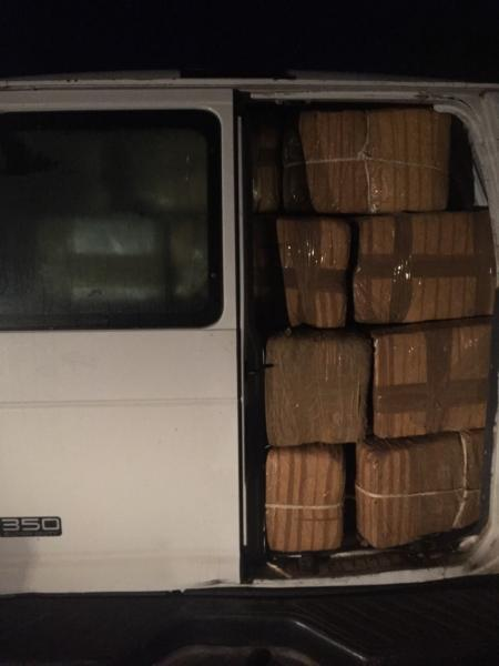 $2.4 Million of Marijuana seized by Rio Grande City Agents