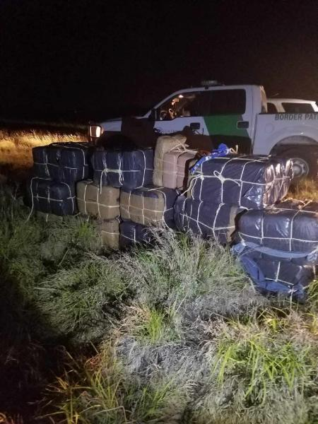 Marijuana seized by Rio Grande Valley agents