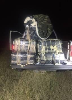 Several seizures net over 800 pounds of marijuana