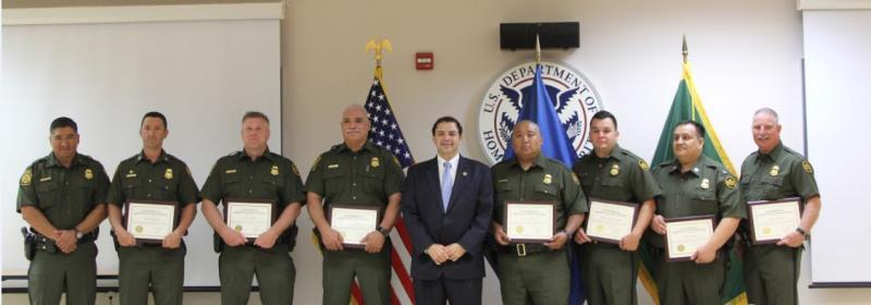 Recognized Agents from RGV Sector