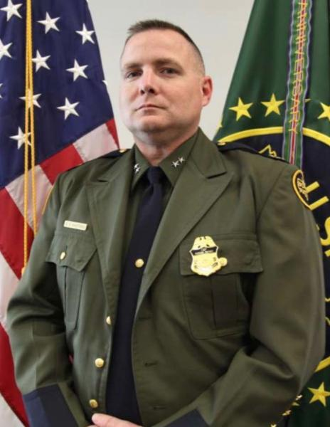 Rio Grande Valley Chief Patrol Agent Brian Hastings