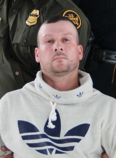 Cartel member arrives in US to stand trial for murder of Border Patrol agent