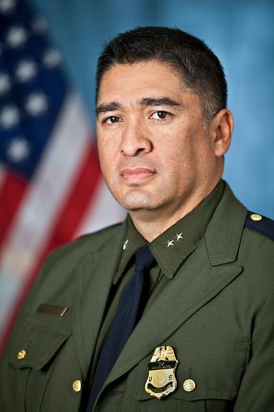 Raul Ortiz, Deputy Chief of the U.S. Border Patrol